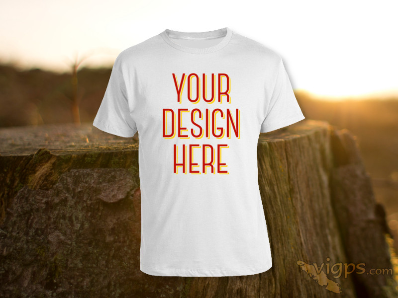 0892fb5b2d Your own design on a geocaching t-shirt